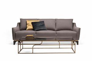 Miller Sofa, Elegantes Sofa für das Wohnzimmer