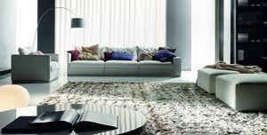 Morgan, Sofa mit anpassbaren Armlehnen