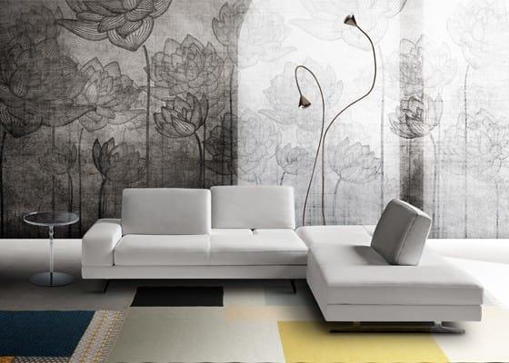 moderne sofa mit polyurethansch umen gepolstert idfdesign. Black Bedroom Furniture Sets. Home Design Ideas