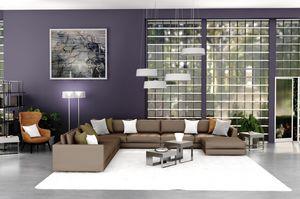 Newport, Modernes, stilvolles Sofa