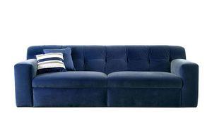 Nino Sofa, Sofa mit einfachen Linien