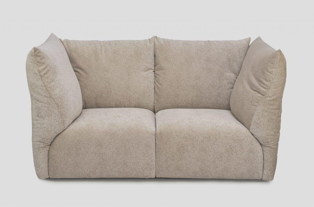 Maßgefertigtes Sofa mit Stahlrahmen und internem Mechanismus   IDFdesign