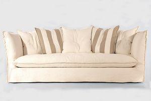 Nuvola, Maßgefertigtes Sofa mit Polyurethan-Polsterung