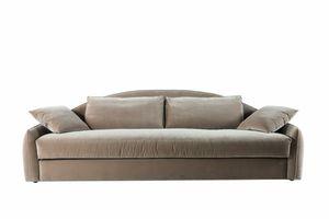 Only You Sofa, Sofa mit schlichter Polsterung