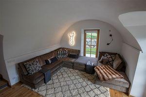 San Moriz Sofa, Modernes Sofa nach Maß