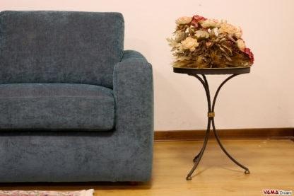 Scott, Sofa von großer Originalität, ein Modell mit lebendigem Design