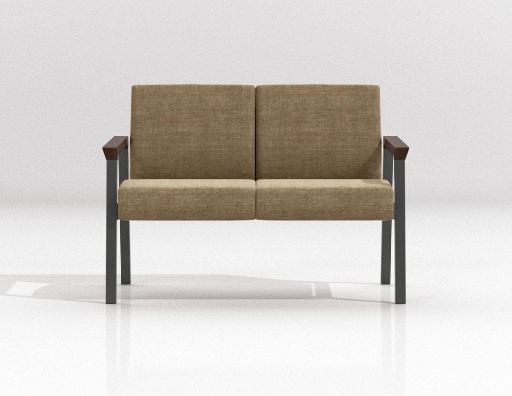 String Bench 2P, Wartezimmer Sofa