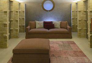Texas, Abnehmbares Sofa, sehr umhüllend