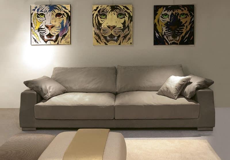 elegantes modernes sofa f r b ro idfdesign. Black Bedroom Furniture Sets. Home Design Ideas