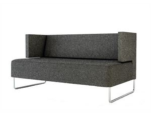 Urban 835S, Metall-Kufen-Sofa
