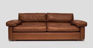 Zeus, Maßgefertigtes Sofa mit einem großen Sitz
