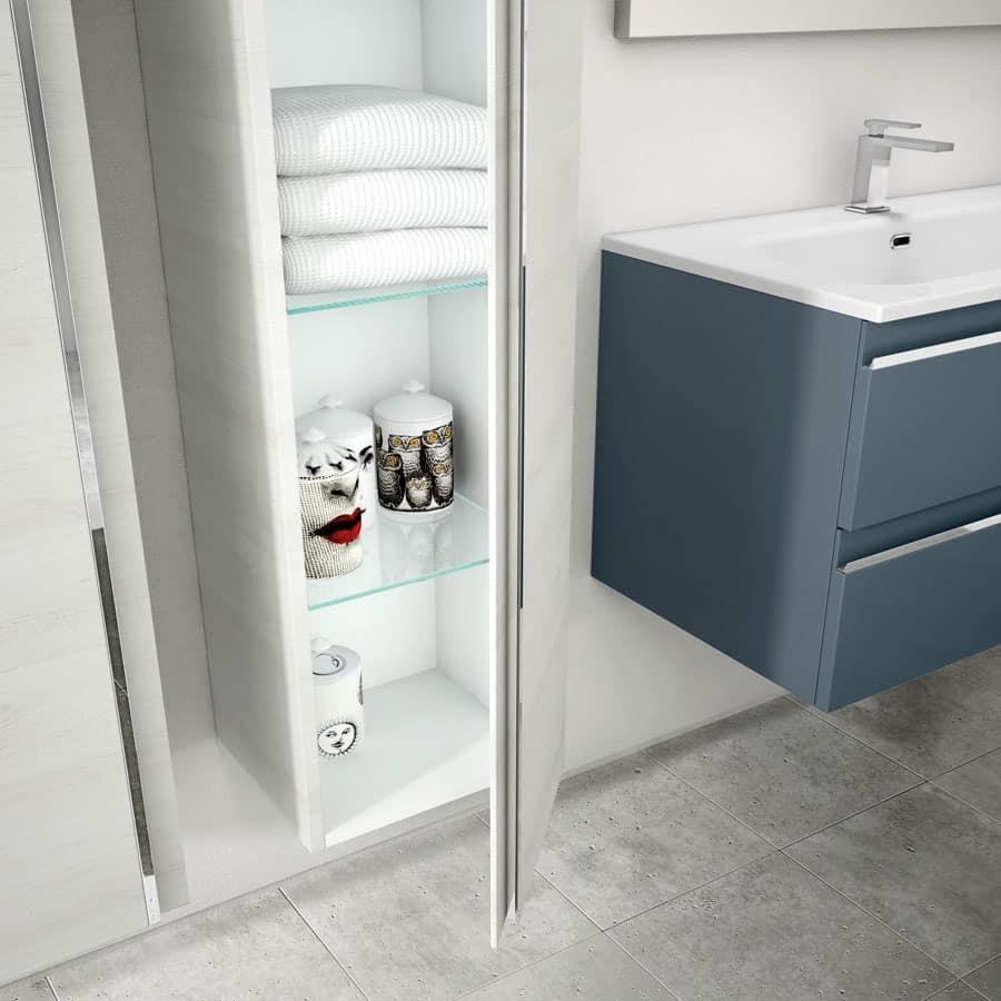 Moderne Badezimmermöbel, mit Lagersäulen  IDFdesign