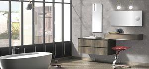 Torana TR 015, Badezimmerschrank mit zwei Spiegeln