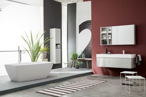 Kami comp.21, Modulares Badezimmer im modernen Stil
