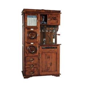 Art. 421, Kabinett für Wein-Bar mit Klimaanlage für Wein