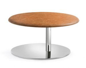 Botero Tavolino, Couchtisch mit drehbarer Platte