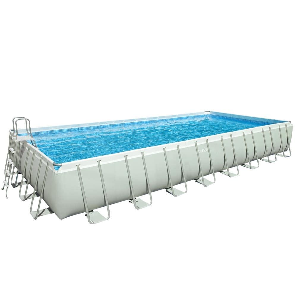 Swimmingpool rechteckig swalif for Schwimmbecken bei obi