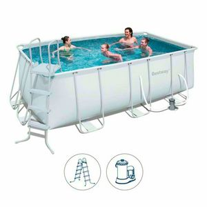 Aufstell- schwimmbecken