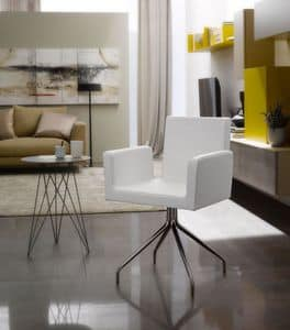 Bild von Lollipop 4, einfacher-stuhl-mit-armlehnen
