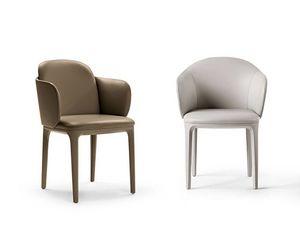 Manda Plus kleiner Sessel, Eleganter und raffinierter kleiner Sessel
