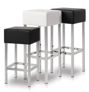 Cubo, Hocker mit quadratischer Sitzfläche
