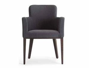 Ada-P1, Gepolsterter Sessel für Hotels