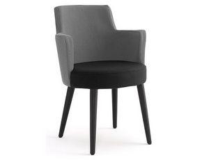Ebe-P, Sessel mit einer abgerundeten Form