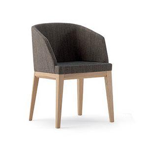 Elly P 10033, Moderner kleiner Sessel für Hotels