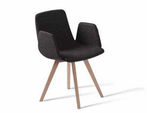 Ics 506MD4, Sessel mit flexibler Polyurethan-Polsterung