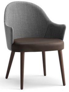 Ione-P, Feuerfester Sessel für Restaurants und Hotels
