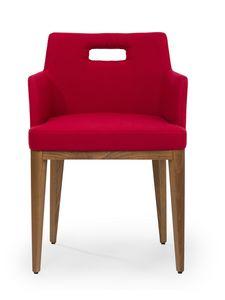 Kate ARMS hole, Sessel mit Loch auf dem Rücken, um Bewegung zu erleichtern