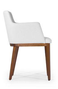 Kate ARMS, Moderner Sessel für den professionellen Gebrauch