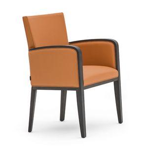 Logica 00931, Kleiner Sessel ideal für Hotels und Restaurants