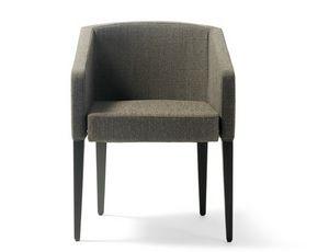 Monna-P, Kleiner Sessel für Hotels geeignet