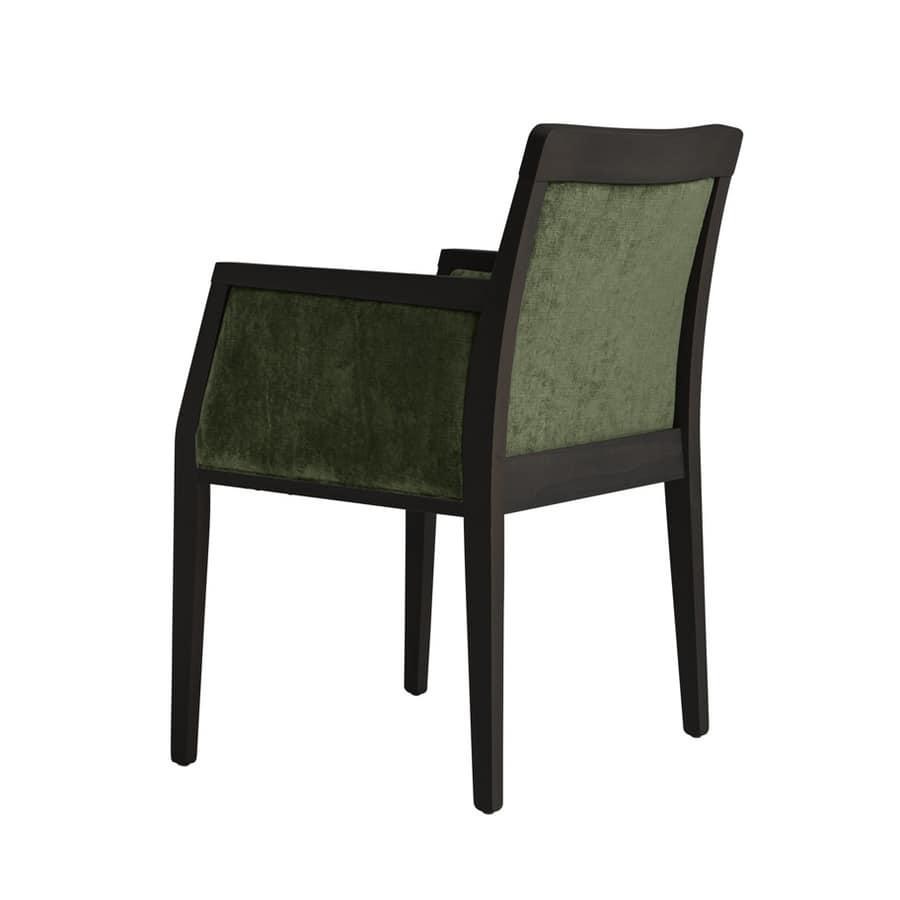MP49ER, Bequemer kleiner Sessel für Hotels