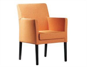Nada 504, Sessel für Hotel- und Restaurantmöbel