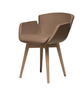 NUBIA 2900U, Sessel mit komfortabler feuerfester Polsterung