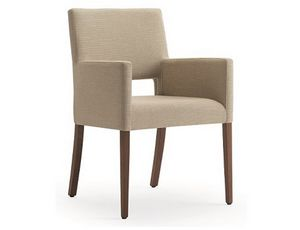 Selene-P1, Kleiner Sessel für elegante Hotels