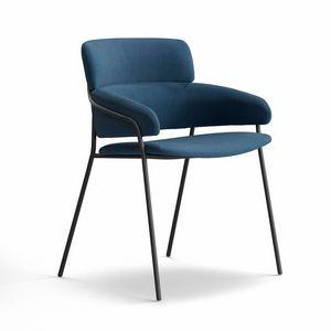 Strike XL, Feuerfester Sessel für den Objektmarkt