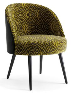 Tammy-PL, Bequemer Sessel für den Hospitality-Markt