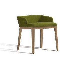 Concord 521AM, Kleiner Sessel mit niedriger Rückenlehne