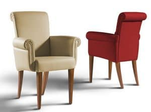 flacheisen sessel gepolsterten sitz in gummi idfdesign. Black Bedroom Furniture Sets. Home Design Ideas