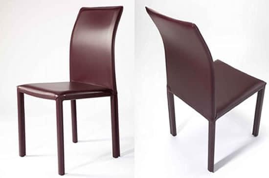 Rose high, Moderne Sessel mit feuerhemmenden Schaumgummi gepolstert