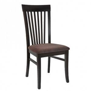 315 bis, Beechwood Stuhl für Esszimmer