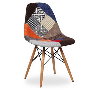 674 CHAIR, Patchwork chairs