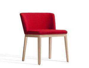 Concord 520CM, Gepolsterter Stuhl für den Gastgewerbe
