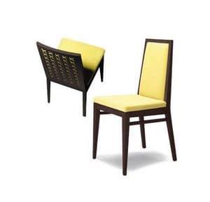 D04, Einfache Stuhl aus Massivholz, für die Gaststätten