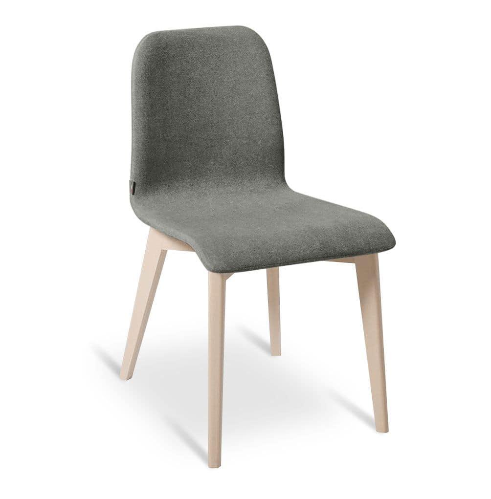 Verführerisch Stuhl Gepolstert Foto Von Glenda, Buchenholz Stuhl, Gepolstert, Für Die Gaststätten