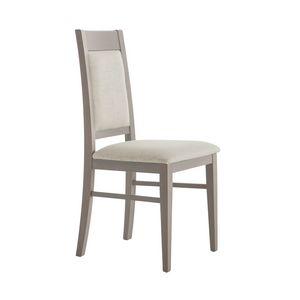 MP490A, Gepolsterter Stuhl für Esszimmer