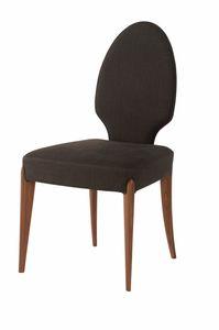 Thor Stuhl, Eleganter Stuhl für Esszimmer